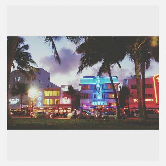 Miami! :)