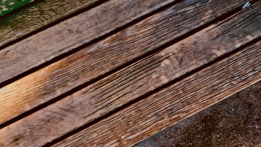 Wood - Material Pattern Brown Textured  Backgrounds Wood Close-up Full Frame No People Day Wood Grain Nature Outdoors Tree Rough Plank Flooring Timber Weathered Striped