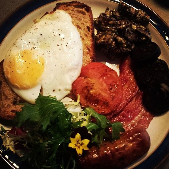 The Wildflower Cafe Alldaybreakfast Colourful Delicious