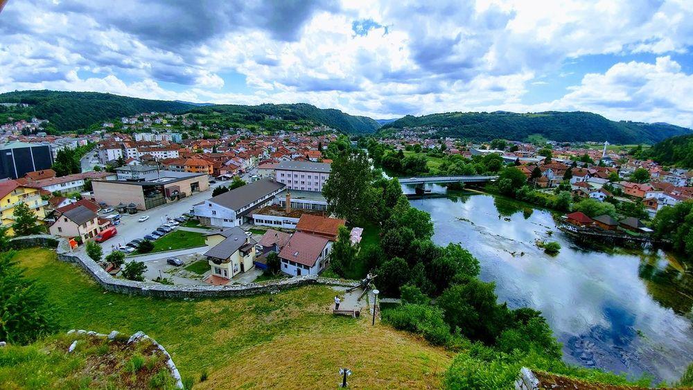 LGG5 Lgg5photography Cloud - Sky Outdoors High Angle View Landscape Beauty In Nature Bosanska Krupa Relaxation Travel Destinations The Traveler - 2018 EyeEm Awards