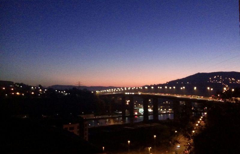 Barakaldo Paisaje Sky Landscape River Cielo