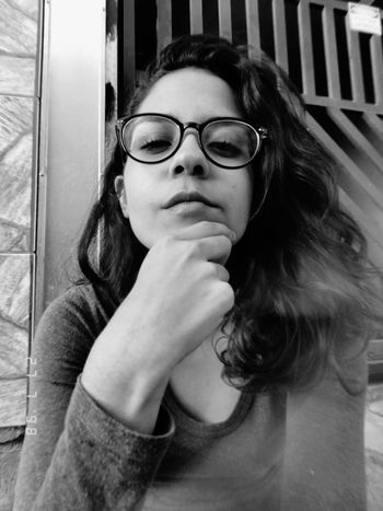 Portrait Eyeglasses  Young Women