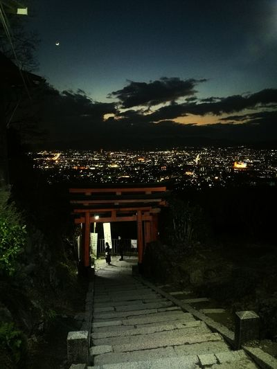 Travel Night Travel Destinations Illuminated Outdoors Nature No People Japanese Photography Japanese Architecture Japan Scenery Japan Photography Sky Stock Market And Exchange City Kyoto City Kyoto Night Kyoto Temple Kyoto NIght Lights Kyoto Sky Kyotojapan Kyoto Fushimi Inari Kyoto Kyoto Japan Kyoto, Japan Fushimi Inari Shrine