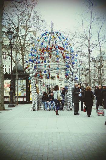 Paris, France  Outdoors Parisian Cliché Paris City Secret Spot