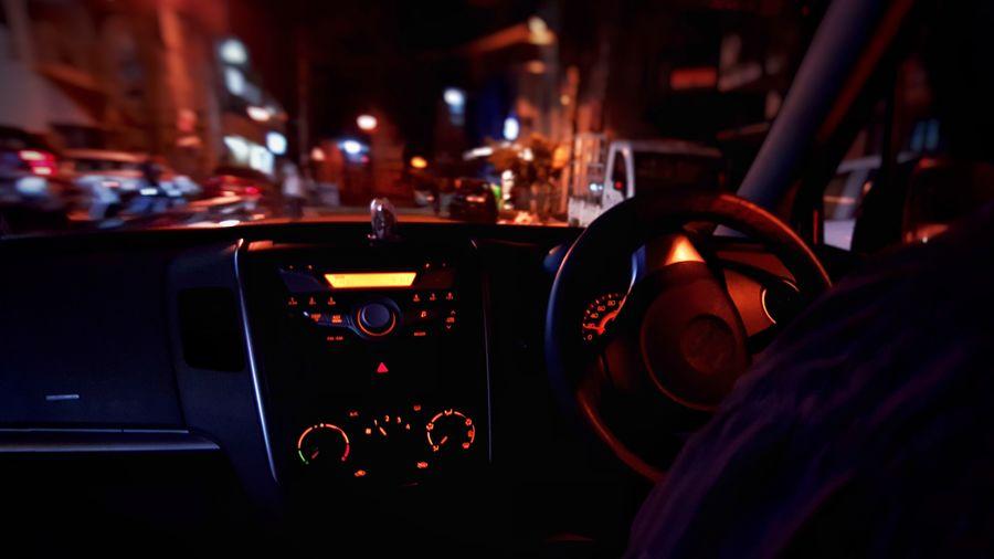 Driving at night in Bangalore! Enjoyinglife♡ BangaloreBangaloreatnight Nightdriving Car Dashboard