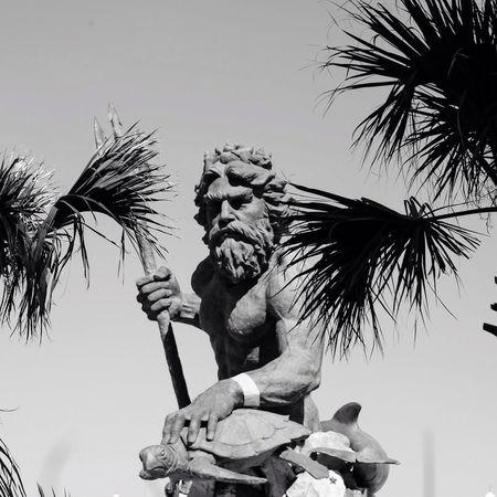 Poseidon! Poseidon Statue Blackandwhite Nikon D600 Landscape