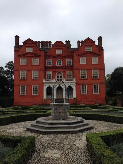 Architecture Building Exterior Built Structure City No People Outdoors Day Sky Kew Gardens Kew Palace London