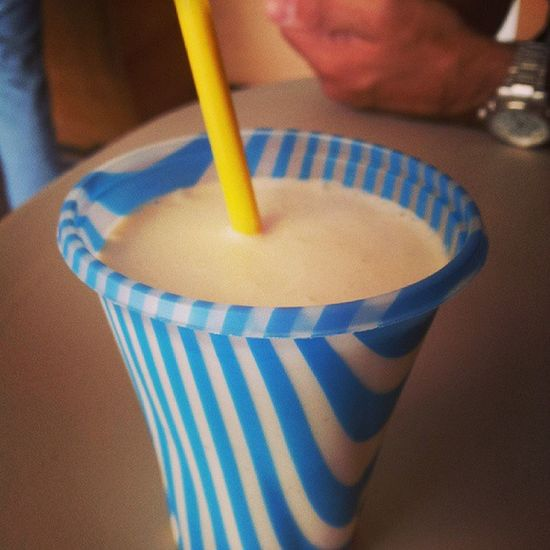 Un bel frappè con questo caldo ci sta! Frapp è Gnam Yummy Instagram icecream gelato photooftheday