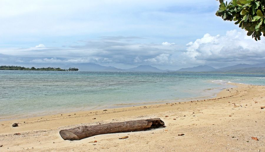 Tourist Attraction  Island Adventure Holidays ☀ Beauty In Nature Beachphotography Blue Sea Gloomy Day Palawanadventures Palawan Beach Philippines Perspectives On Nature