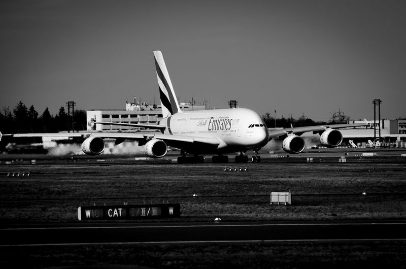 Emirates taking