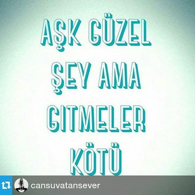 Repost from @cansuvatansever with @repostapp — ....