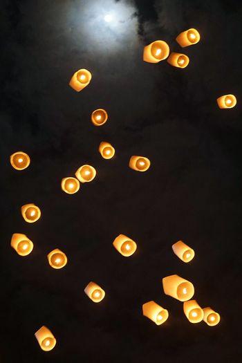 Hope Lantern Lantern Festival Illuminated Celebration Lanterns Hope