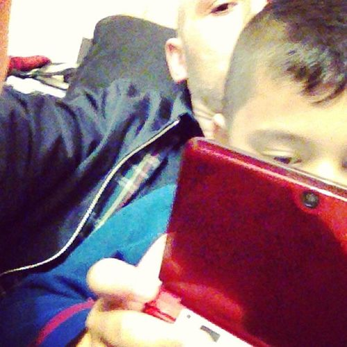 Moment magique Ahlala les gosses! NintendoDS Inazumaeleven