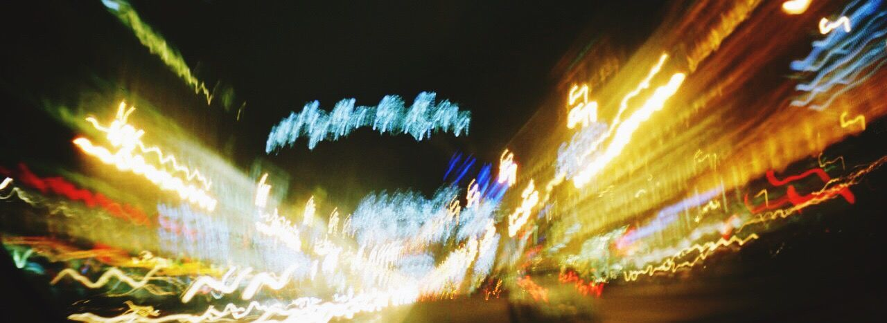 Санкт-Петербург улица Street Lomography Lomo Nite Lights Lights Paint The Town Yellow