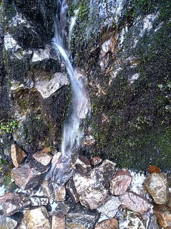 Waterfall Rock No Filter, No Edit, Just Photography Approaching From Another View Structures Nature Photography Meditation Place Close-up Scenics