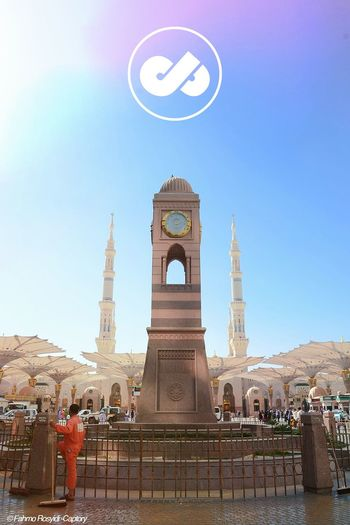 <{¤[ Watch in Tower ]¤}> Travel Photography Art Tower Arabic