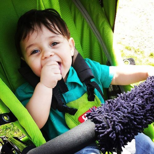 Babyboy 10months BrycenAllen @rich_2323
