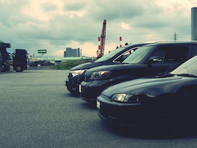 My friend😎👍 Scionxb Civic NissanQuest