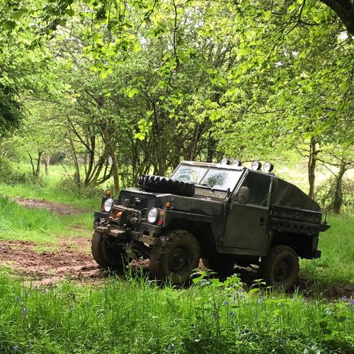 Military Land Rover Series 4x4 Series 3 Offroad Lightweight Land Rover