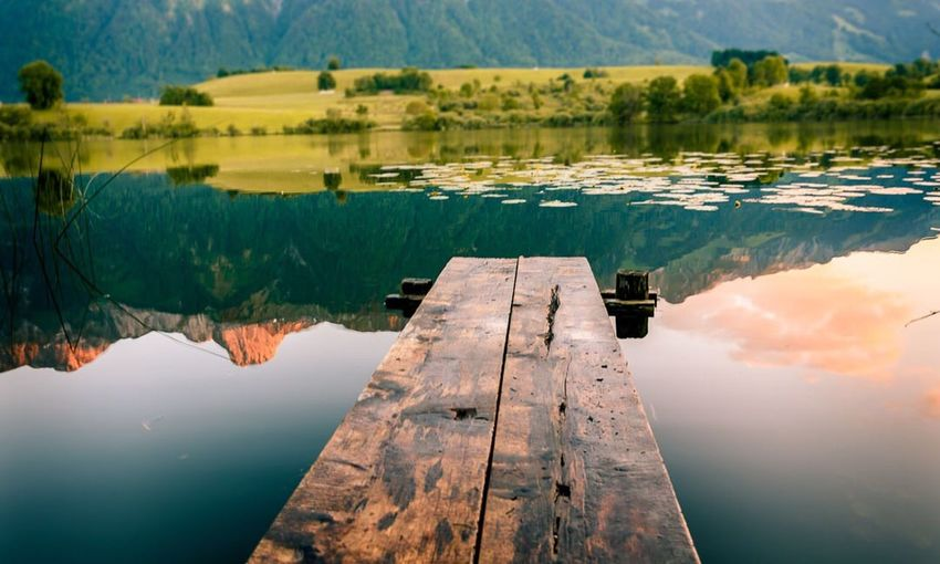Water Reflection Lake No People Day Nature Tranquility Outdoors Scenics Beauty In Nature Sky