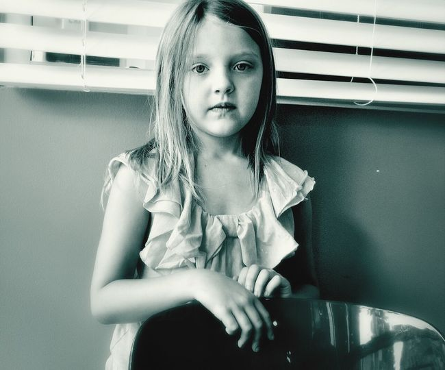 My Daughter Giada....in deep thought The Portraitist - 2014 EyeEm Awards Monochrome Fortheloveofblackandwhite Eye4black&white