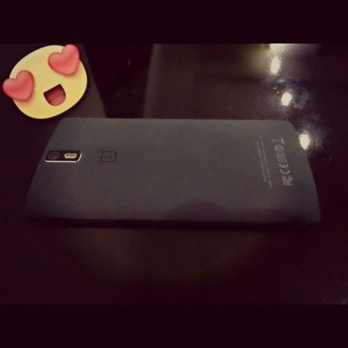 Getting this was a worthy decision 😎 Oneplusone NeverSettle Flagshipkiller Instagood Throwback Techno