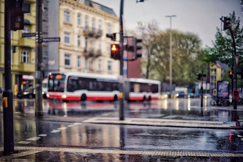 Wet Streets Crossroads Vintage Style Traffic Light  Crosswalk Blurry Background Puplic Transport Bus City Street Transportation Wet Architecture Rain Building Exterior Illuminated Land Vehicle Road Car Built Structure Red Light City Street Motor Vehicle Rainy Season Outdoors Sign Water Mode Of Transportation The Street Photographer - 2018 EyeEm Awards
