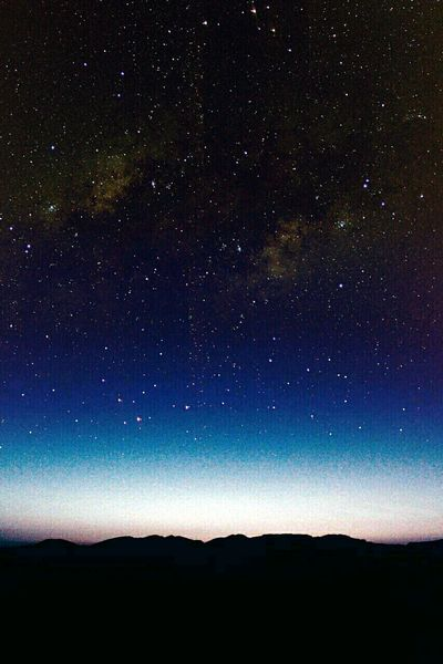 Star - Space Night Sky Galaxy Astronomy Beauty In Nature Milky Way Outdoors No People Nature Nightphotography Nightsky Mountain View Mountain Sky