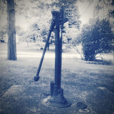 Historical Historical Place History Waterpump Walking Around My Passion Taking Photos Oldfarm