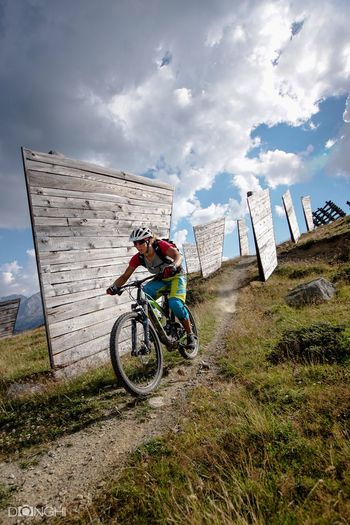 Bicycle Cloud - Sky Italy🇮🇹 Enduromtb Sports Photography Mountain Bike MTB Biking Mtblife Alps Livigno Carosello 3000