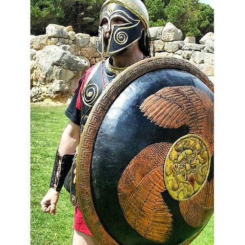 Soldat grec