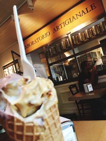 Sweet lunch Ice Cream