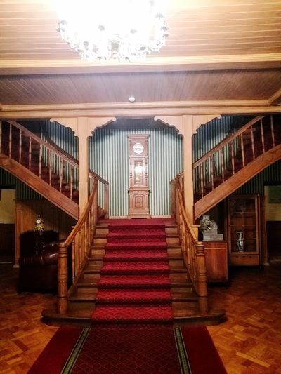 Dikļi Palace Latvia Palace Hotel Hotel Hotel View Indoors  Lobby View Steps And Staircases Staircase Architecture Interior Furniture Interior Design Interrior Shoot Interrior Views Steps No People Historical Building