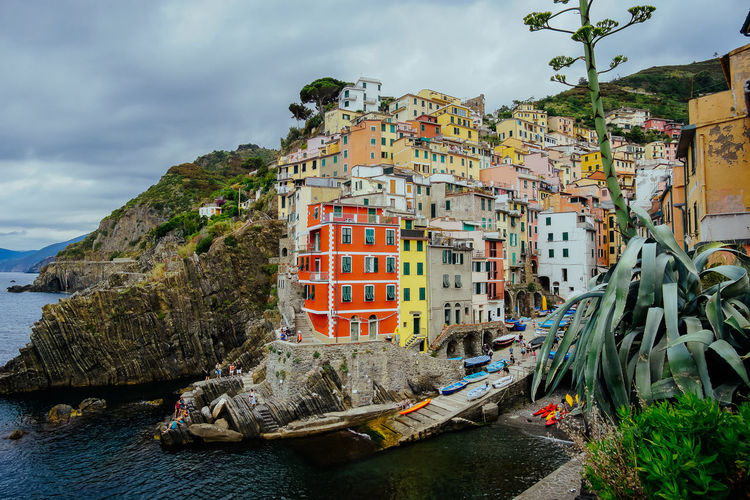 5 Terre Architecture Building Exterior Built Structure Cloud - Sky Damaged Day Liguria,Italy Mode Of Transport Moored Mountain Nature Nautical Vessel No People Outdoors Sea Sky Tree Water EyeEmNewHere