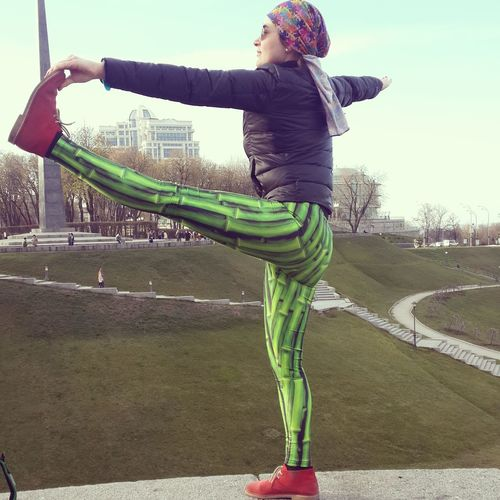 Yoga ॐ Nature Thats Me  Kiev