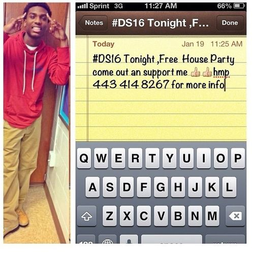Danskiee House Party