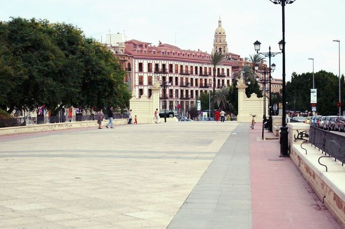 Paseo del Malecón, Murcia Relaxing Moments Art Arqitectura