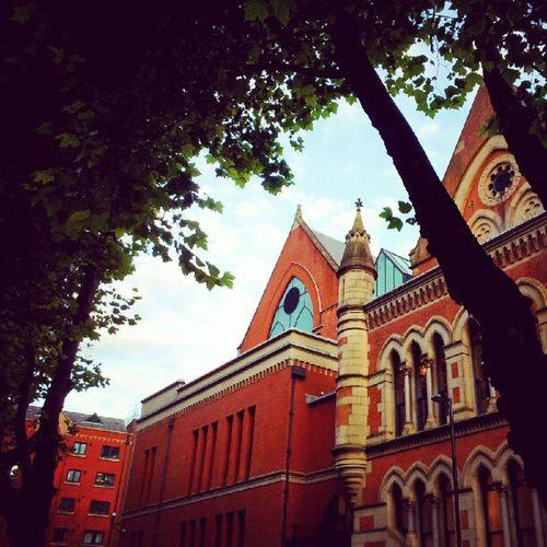 Manchester Courtofjustice Building