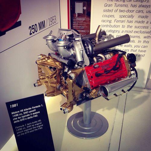 Motore Ferrari Ferrari Formula 1