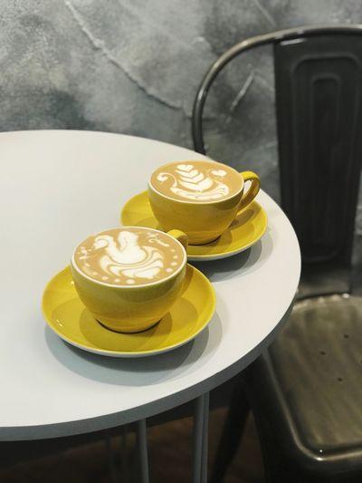 Coffee Indoors