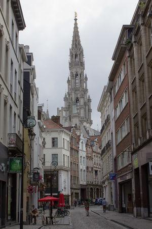 Architecture Belgique Belgium Brussels Building Exterior City Day No People Outdoors Travel Destinations