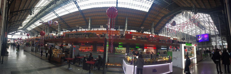 Madrid Principe Pio Estación Centrocomercial
