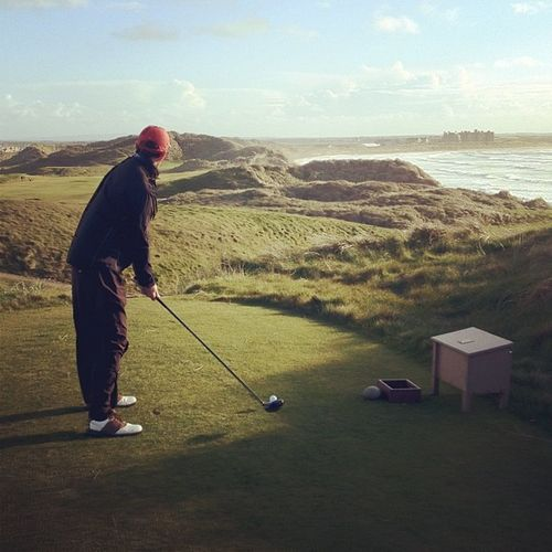 The 15th @ Doonbeg Ireland Doonbeg Golf Golfcourse