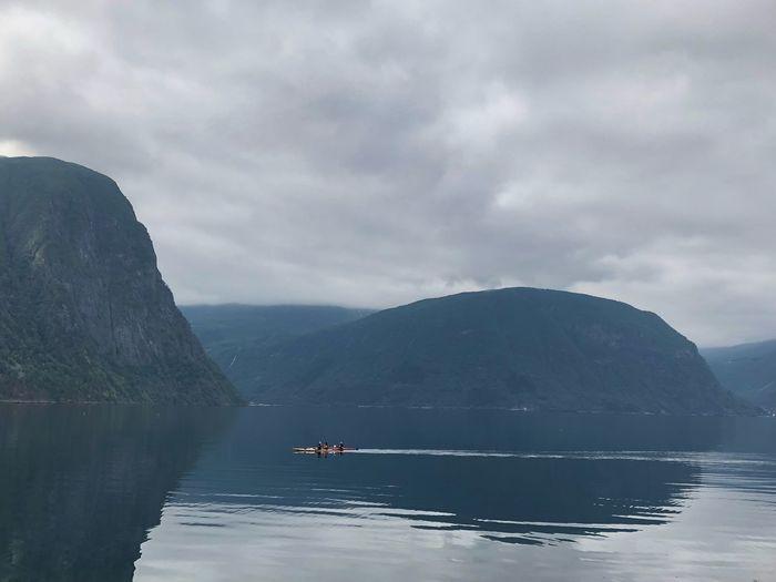 Canoe Water