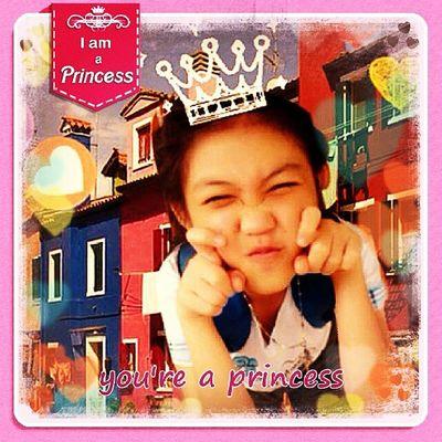 You're a princess Prangtip
