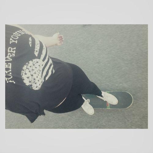 skateboarding is my life