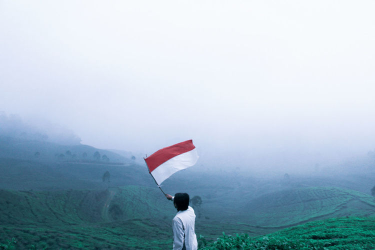 Indonesia's extraordinary natural beauty