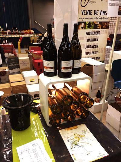 Vins Degustation Salon Des Vins 2015