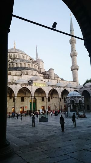 Monuments Mosque Religious  Istanbul Islam Great View Nice Shot