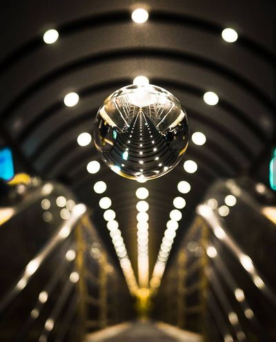 Lighting Equipment Illuminated Ceiling Disco Ball Low Angle View Nightclub Electric Light Indoors  Hanging Night Shiny Built Structure Light Bulb Nightlife No People Arts Culture And Entertainment Multi Colored Disco Lights Architecture Sommergefühle Wine Not Let's Go. Together. EyeEm Selects